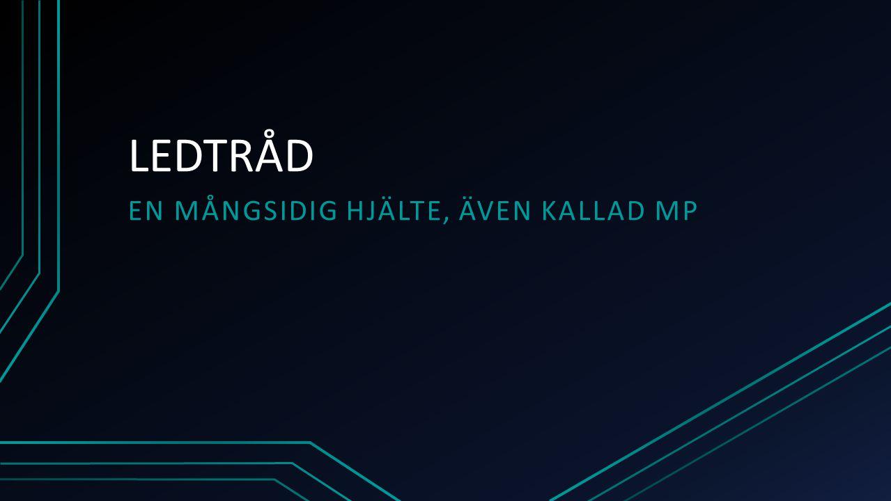 EN MÅNGSIDIG HJÄLTE, ÄVEN KALLAD mp