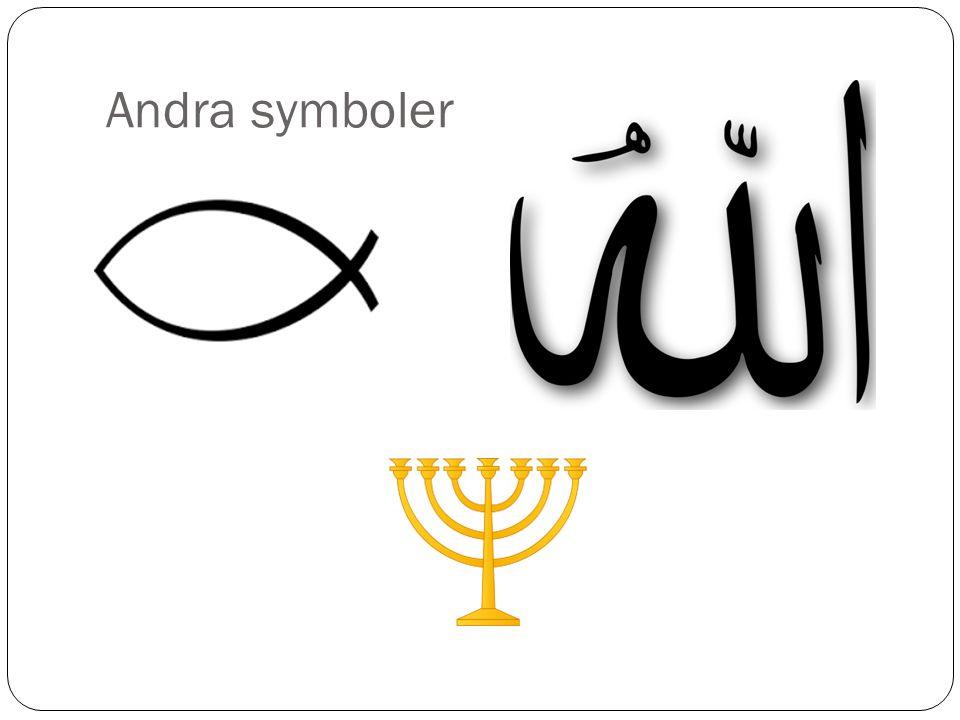 Andra symboler