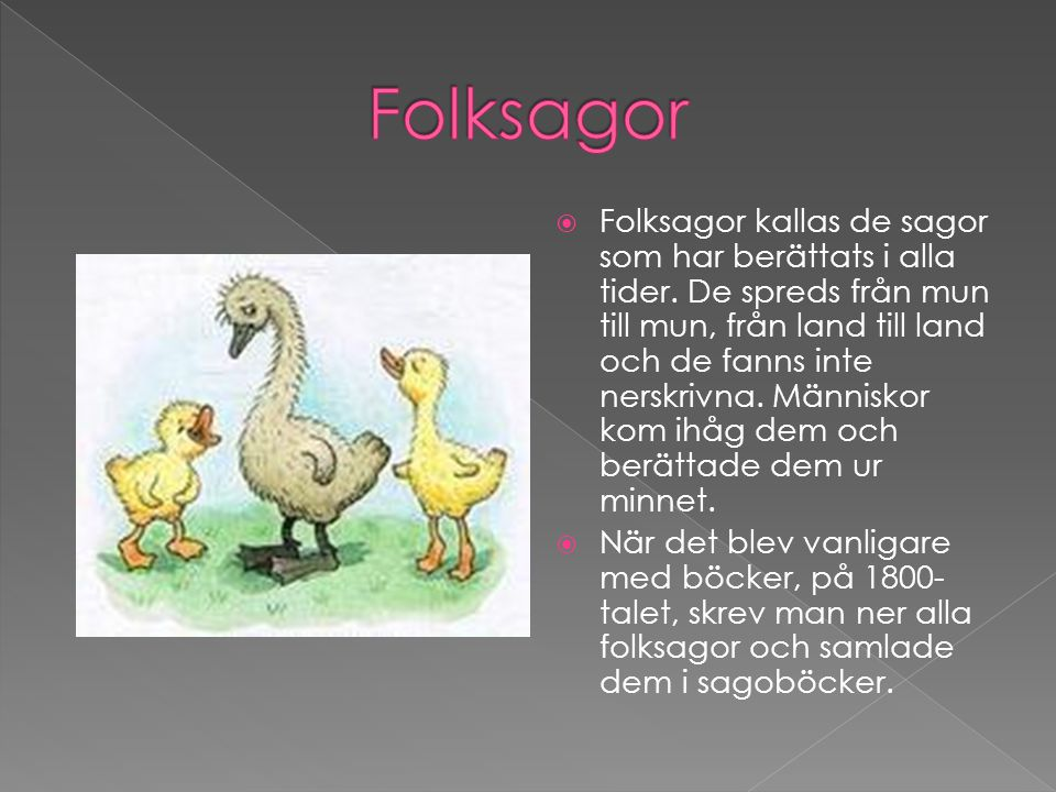 Folksagor