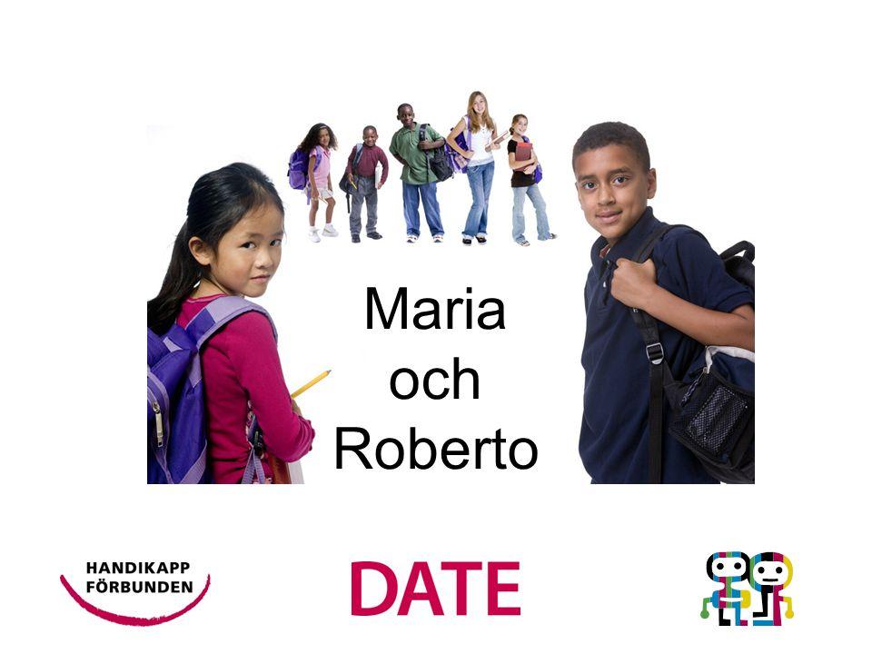 Maria och Roberto