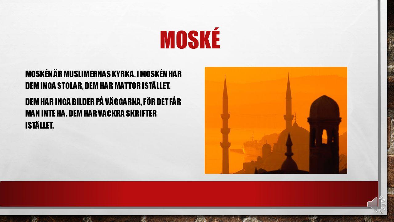 Moské