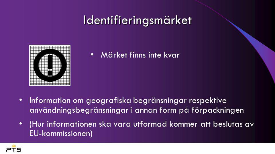 Identifieringsmärket