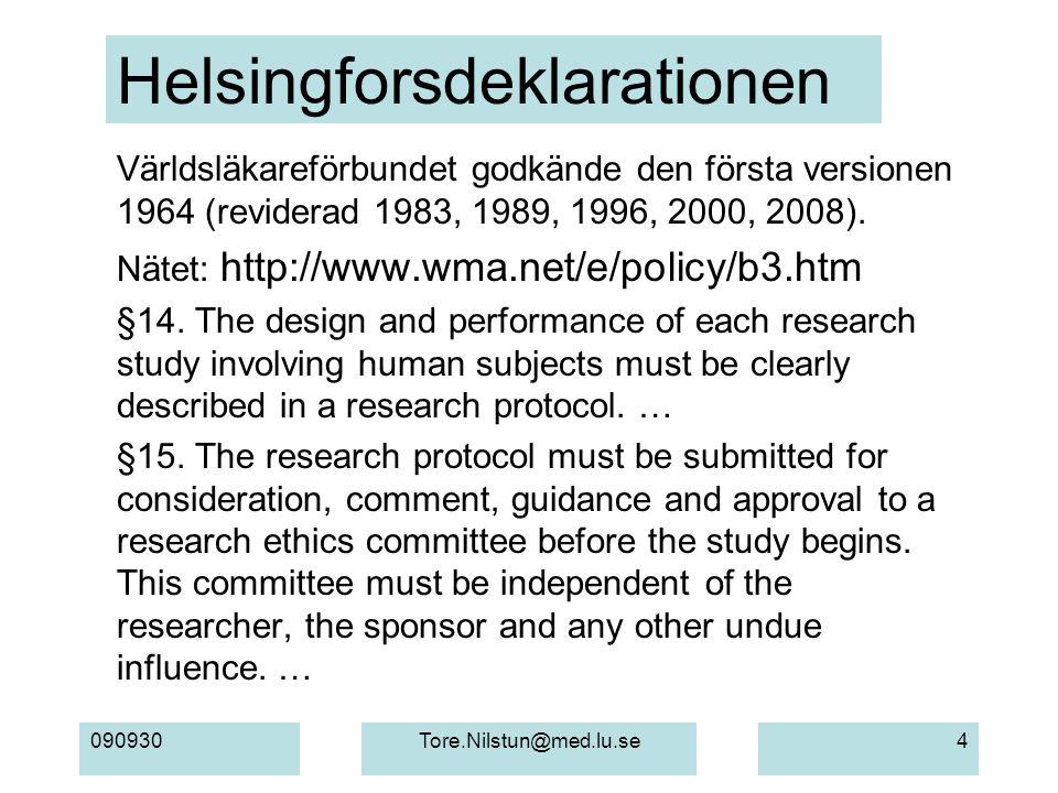 Helsingforsdeklarationen