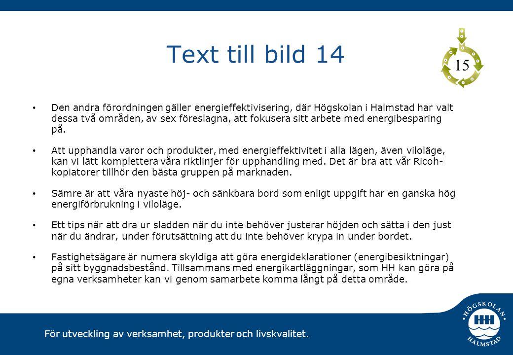 Text till bild 14 15.