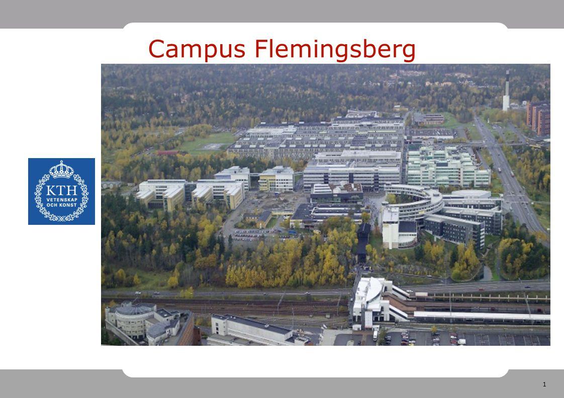 Campus Flemingsberg