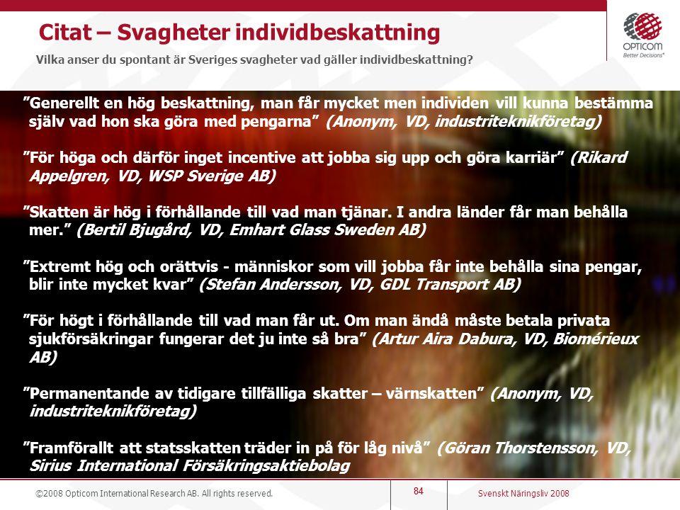 Citat – Svagheter individbeskattning