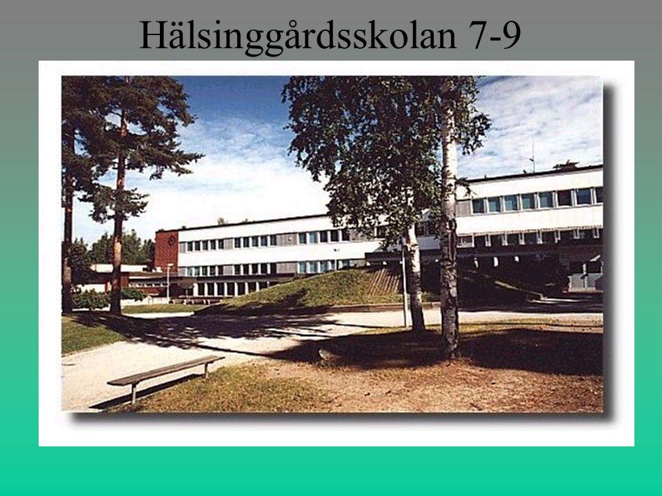 Hälsinggårdsskolan 7-9