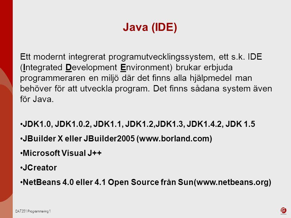 Java (IDE)