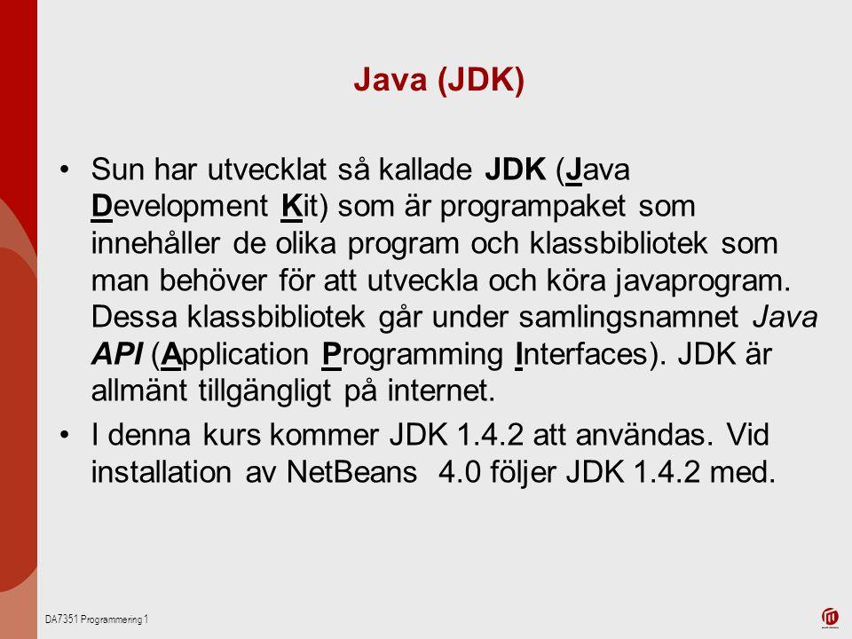 Java (JDK)