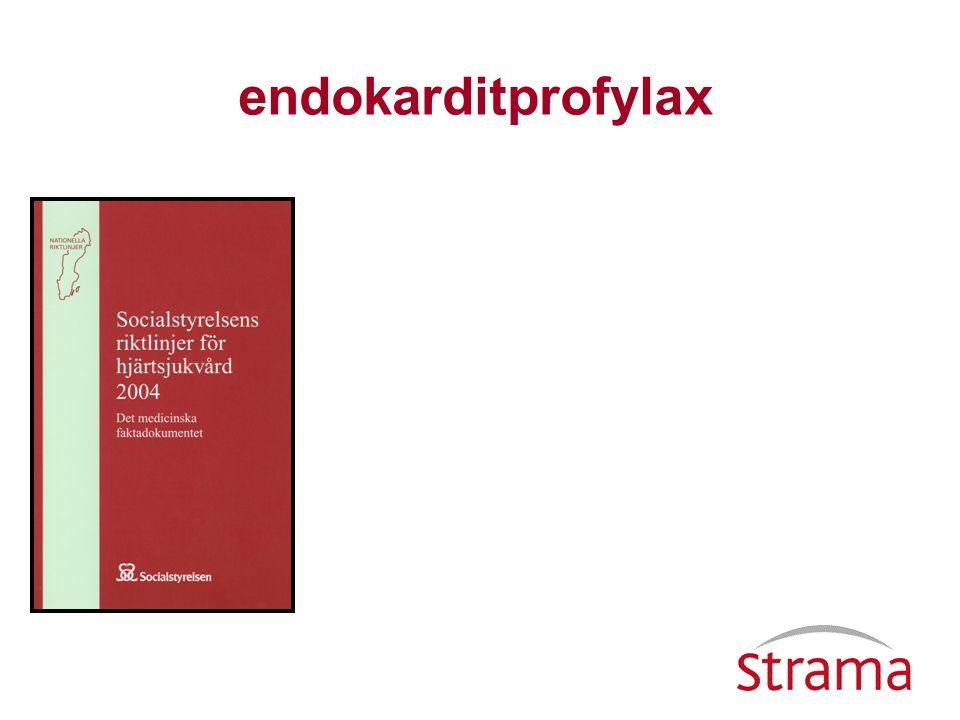 endokarditprofylax