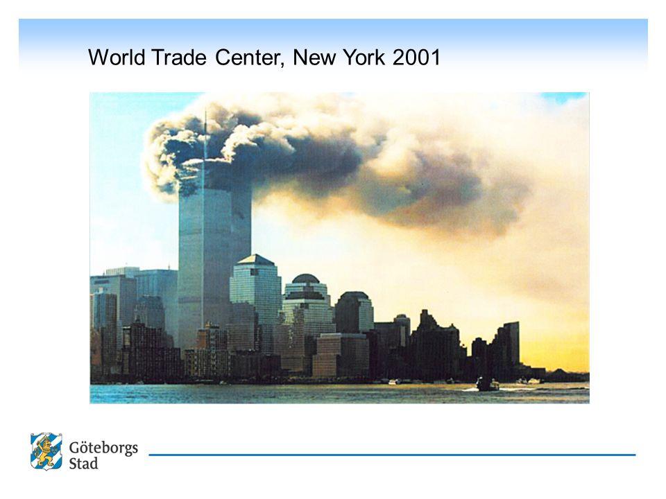World Trade Center, New York 2001