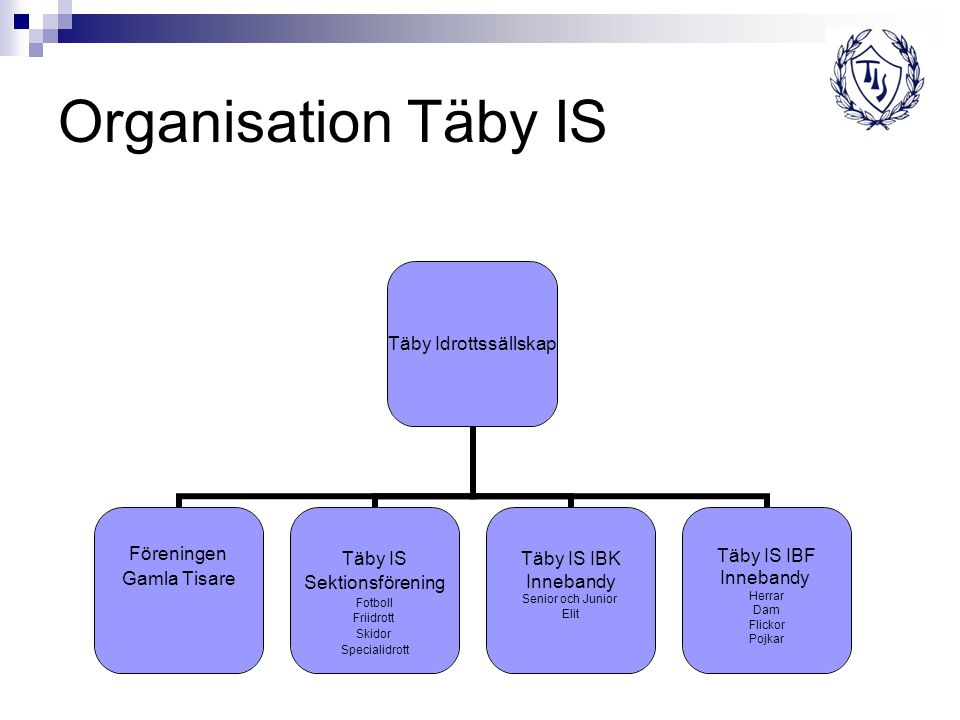 Organisation Täby IS