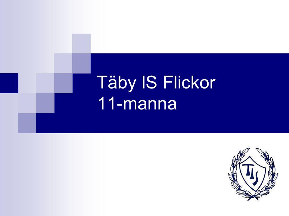 Täby IS Flickor 11-manna