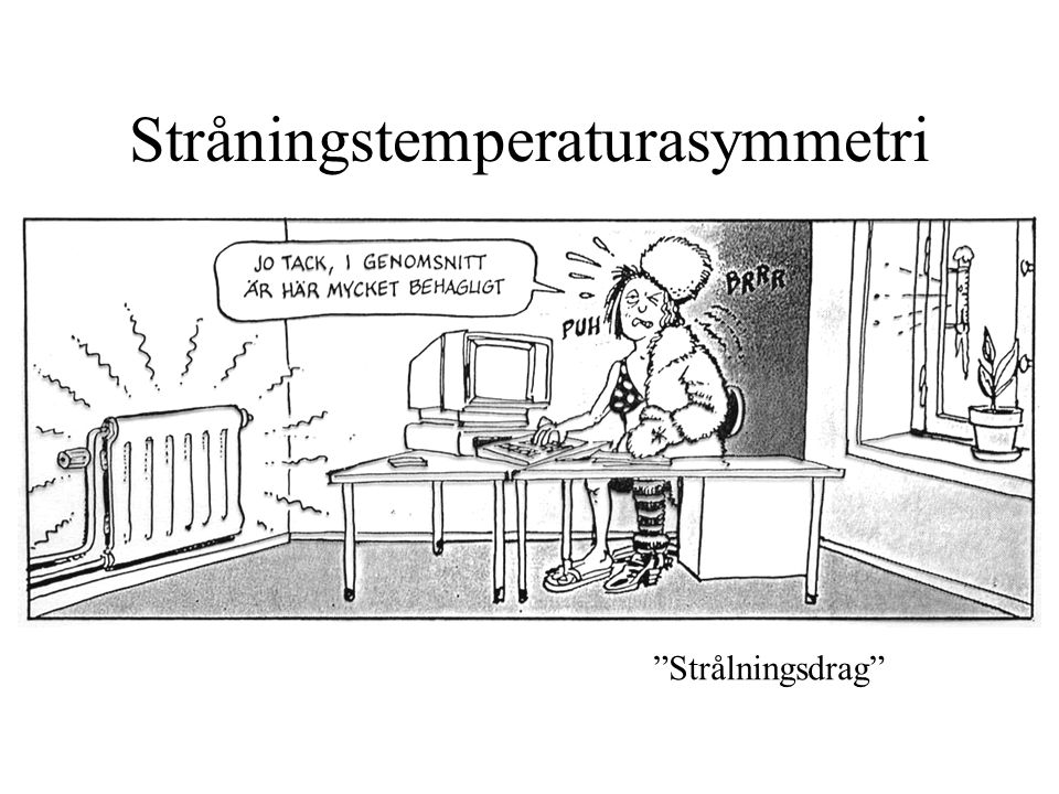Stråningstemperaturasymmetri
