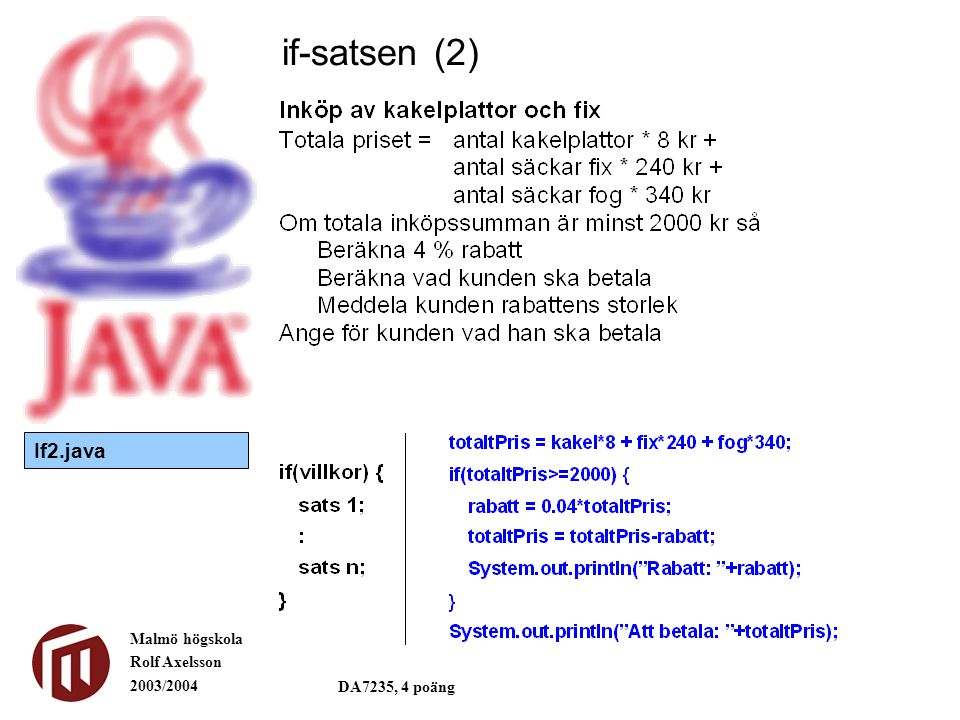 if-satsen (2) If2.java