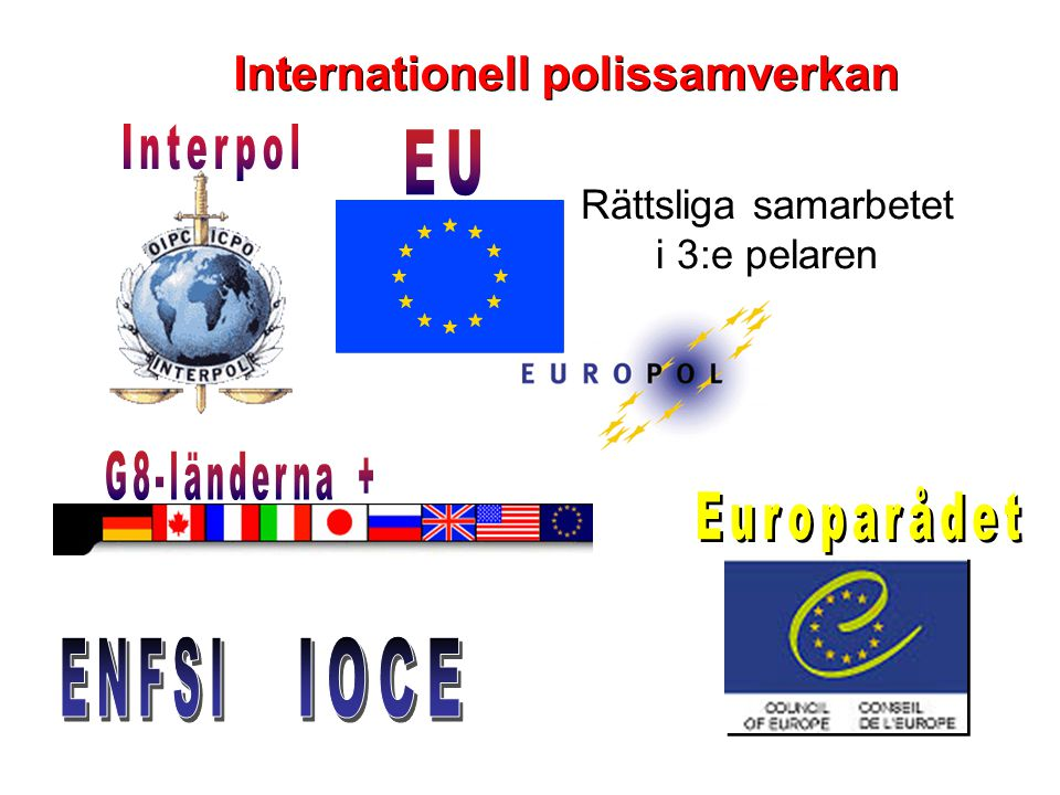 Internationell polissamverkan