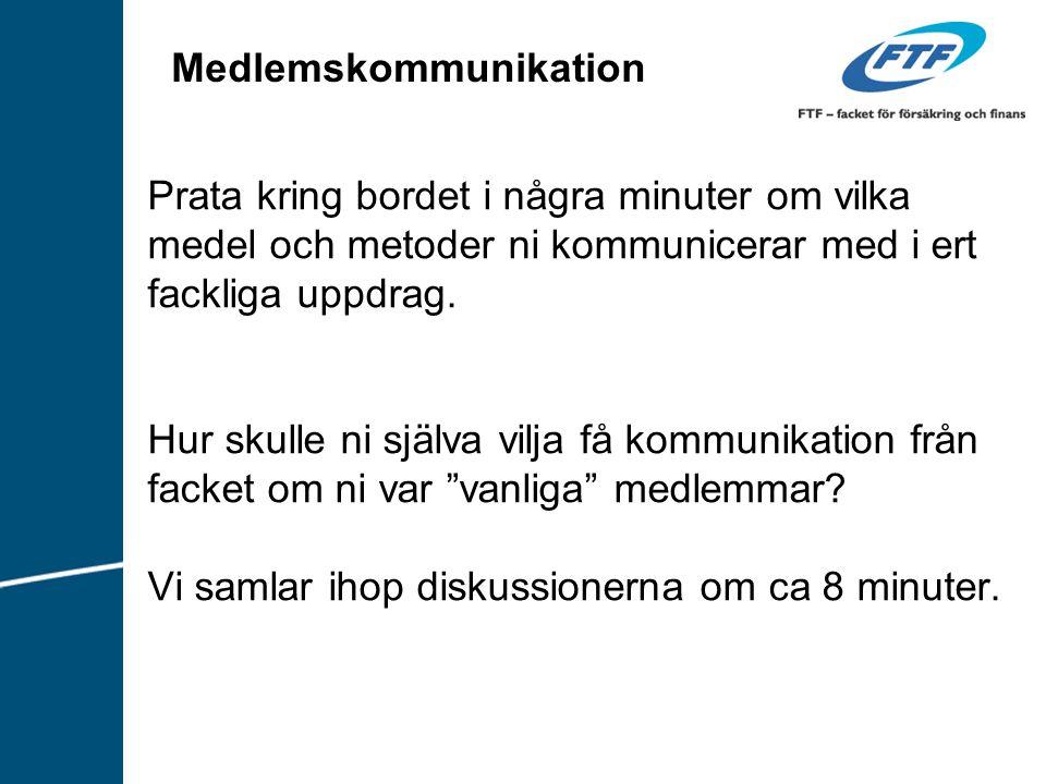 Medlemskommunikation