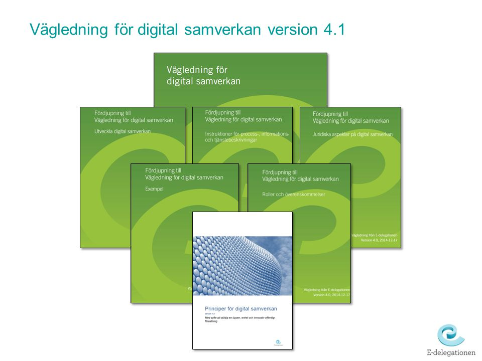 Vägledning för digital samverkan version 4.1