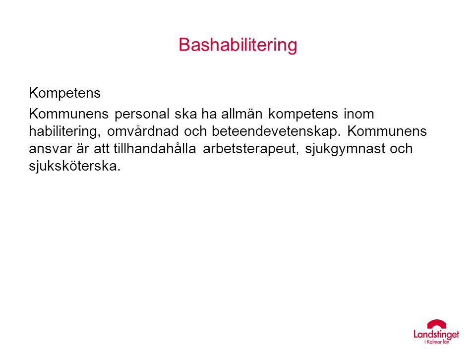 Bashabilitering