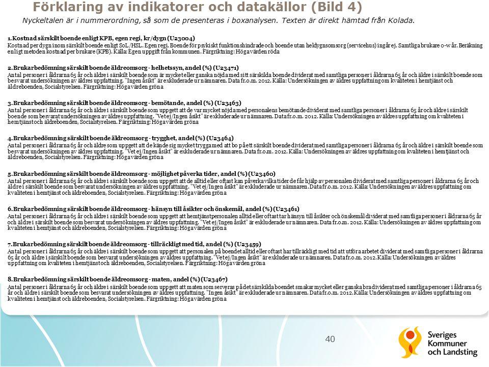 Förklaring av indikatorer och datakällor (Bild 4)