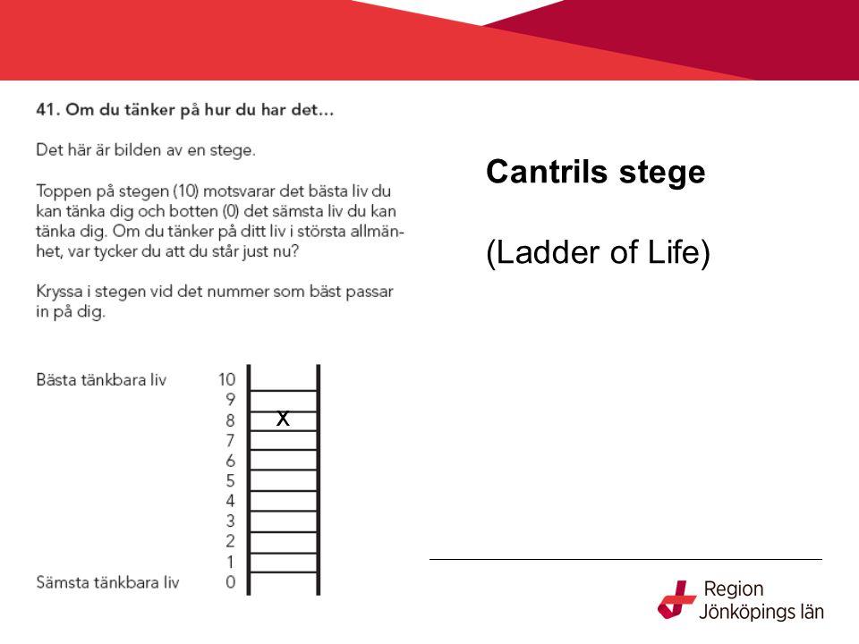 Cantrils stege (Ladder of Life) X