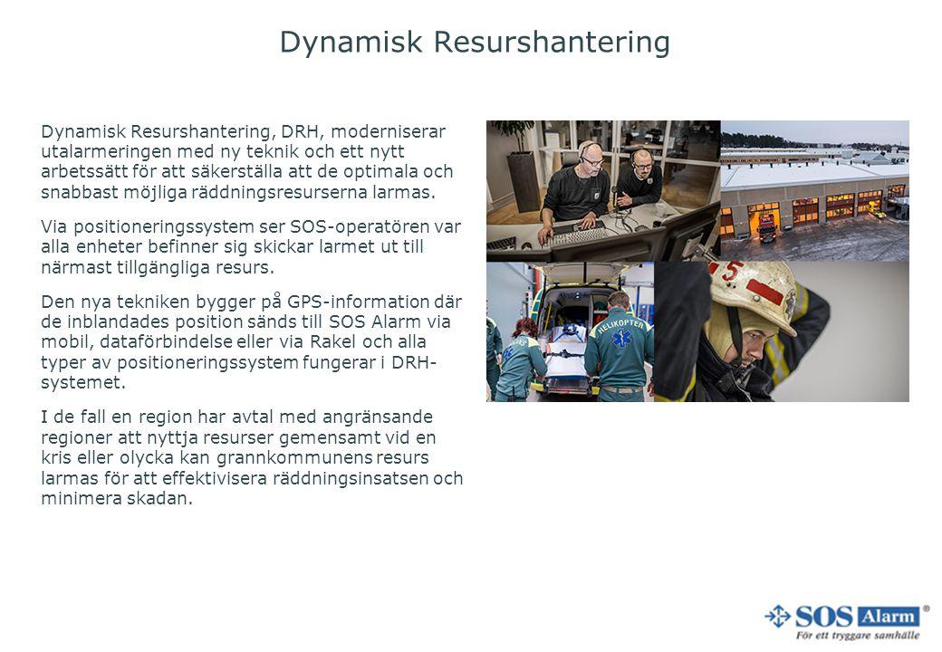 Dynamisk Resurshantering