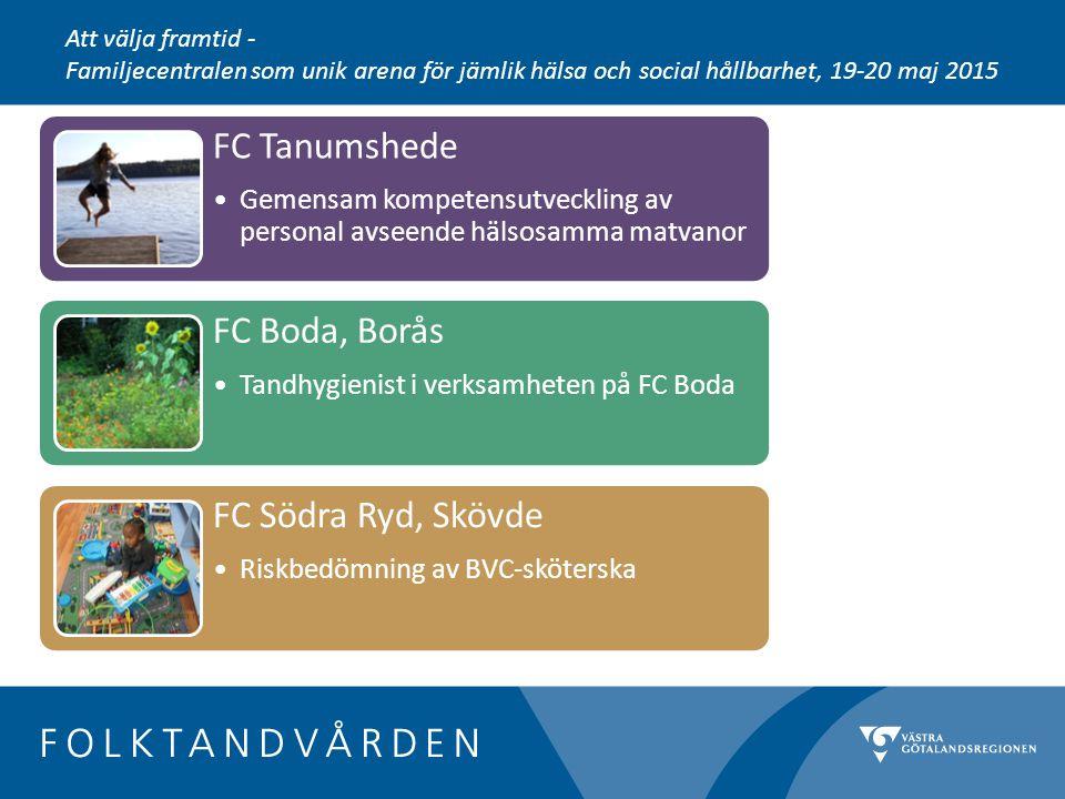 FC Tanumshede FC Boda, Borås FC Södra Ryd, Skövde