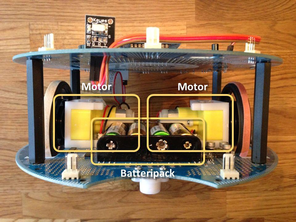 Motor Motor Batteripack