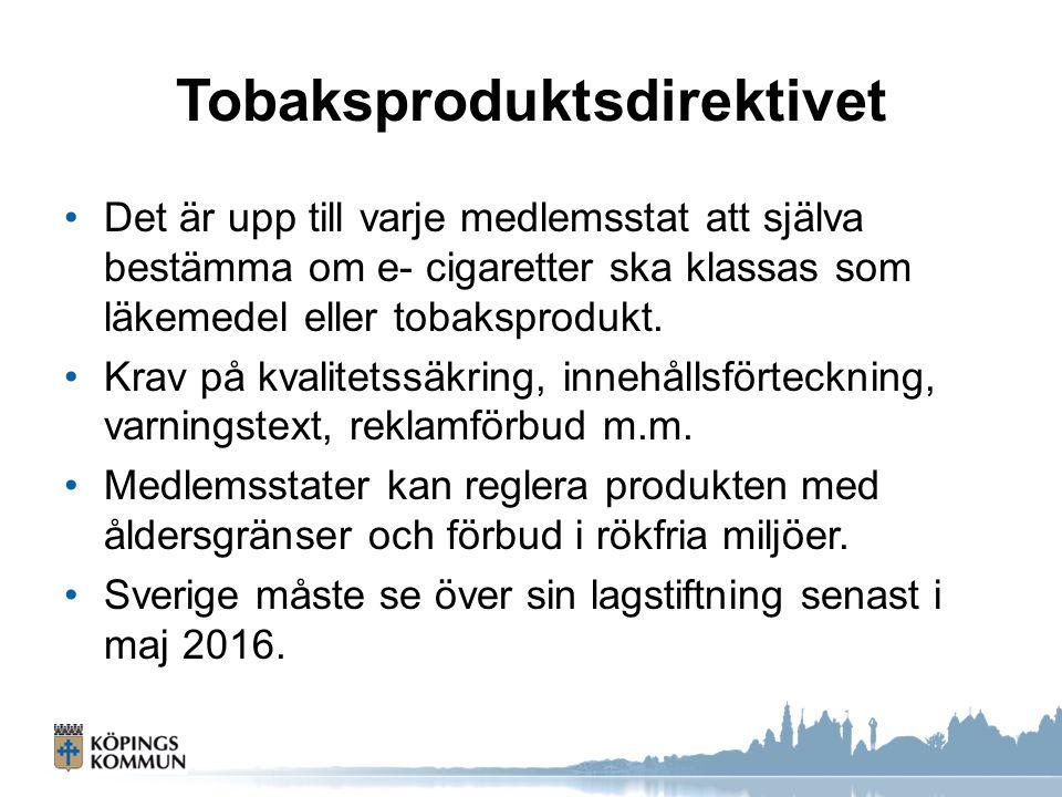 Tobaksproduktsdirektivet
