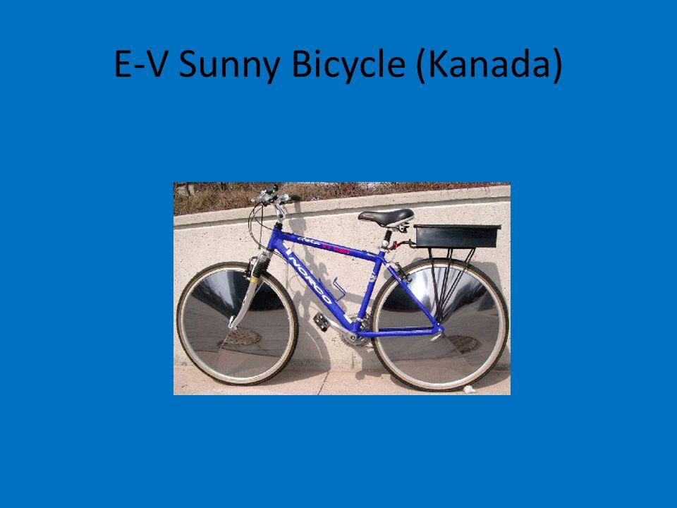 E-V Sunny Bicycle (Kanada)