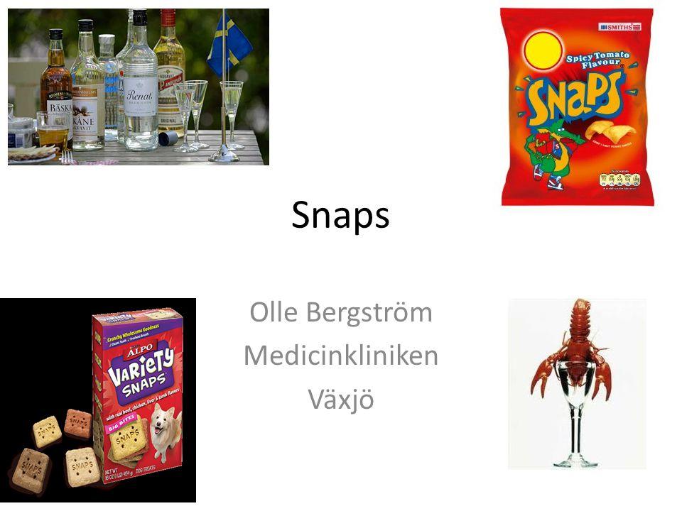 Olle Bergström Medicinkliniken Växjö