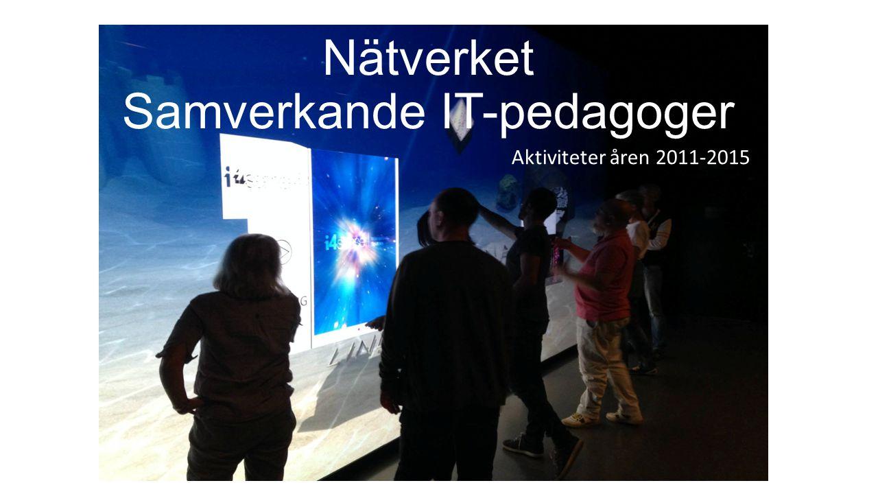 Nätverket Samverkande IT-pedagoger