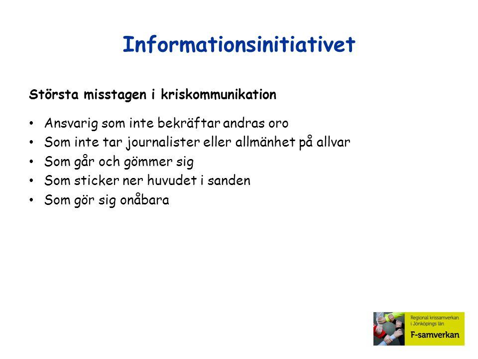 Informationsinitiativet