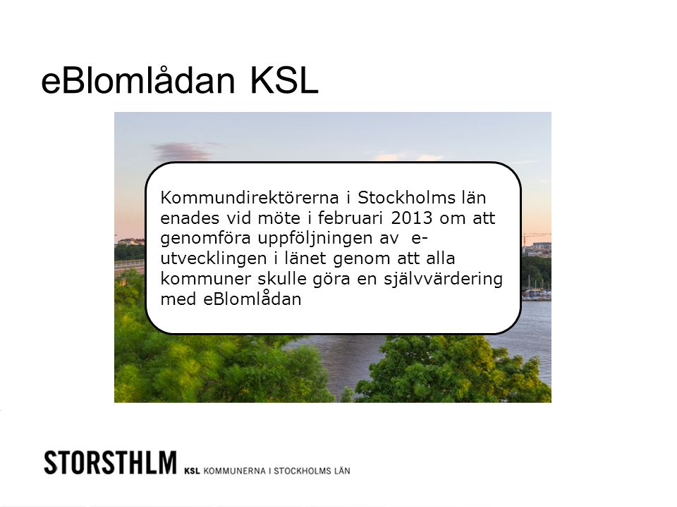 eBlomlådan KSL