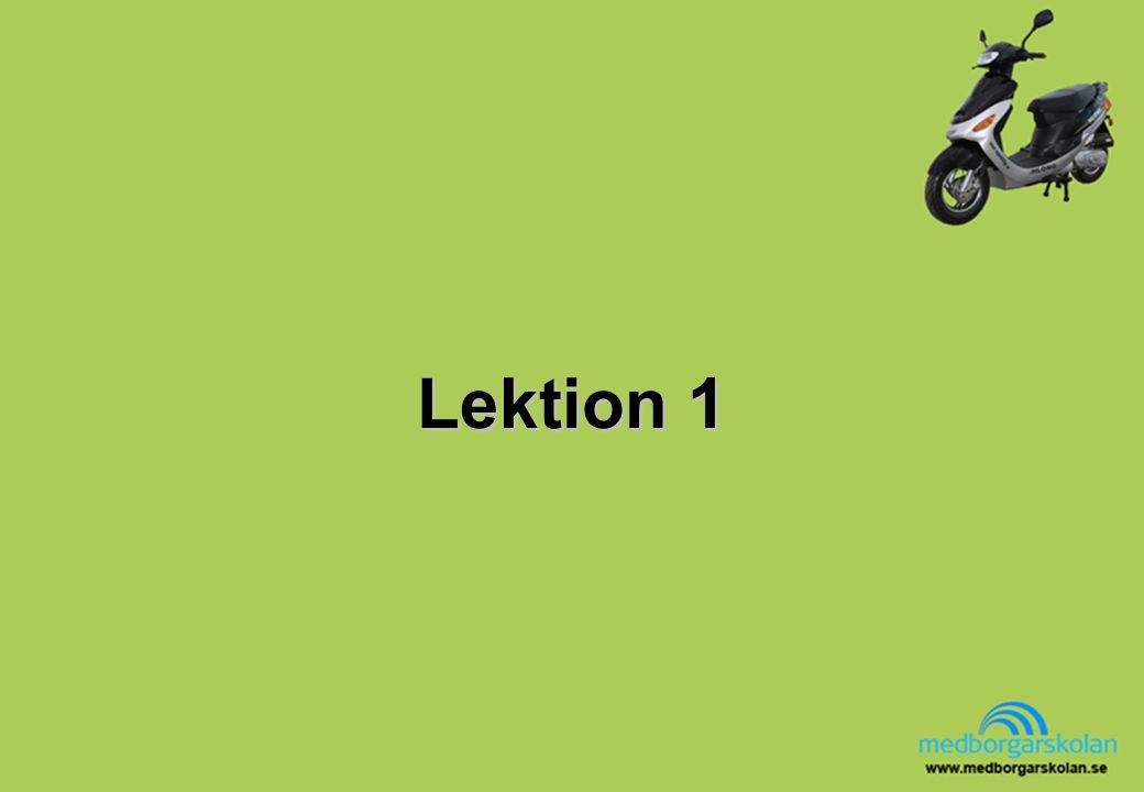 Lektion 1