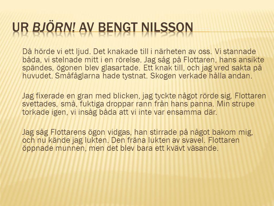 Ur Björn! av Bengt Nilsson