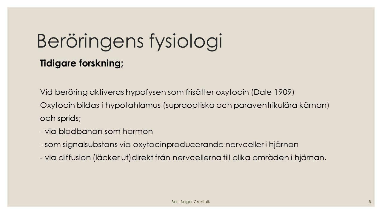 Beröringens fysiologi