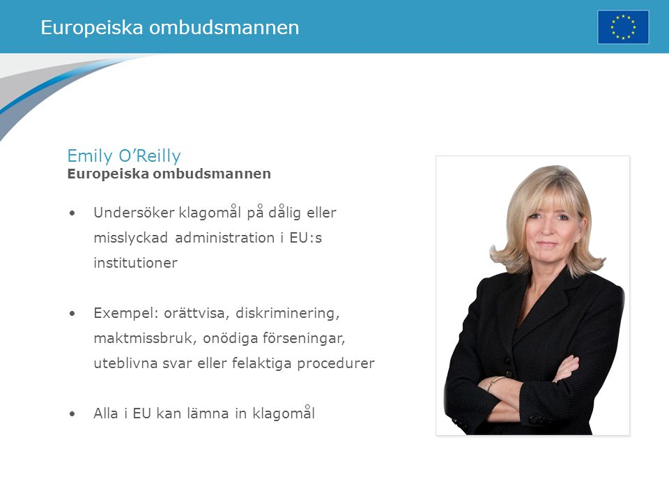 Europeiska ombudsmannen