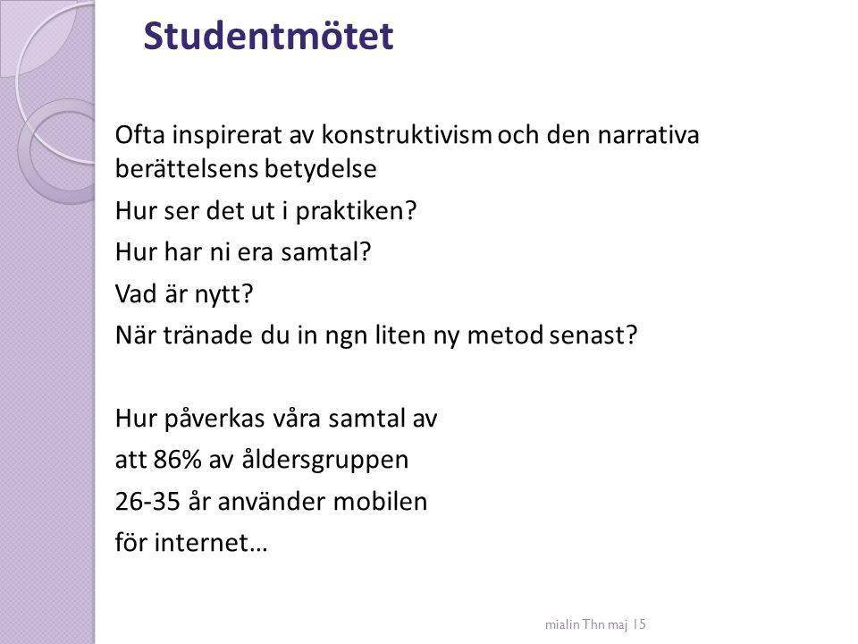 Studentmötet