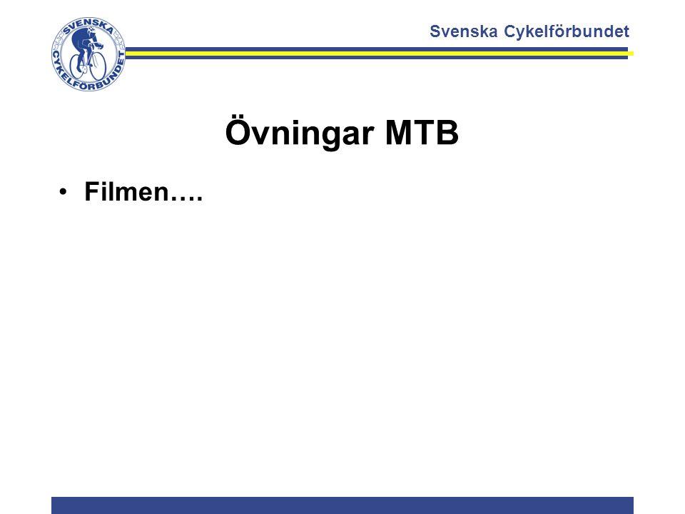 Övningar MTB Filmen….