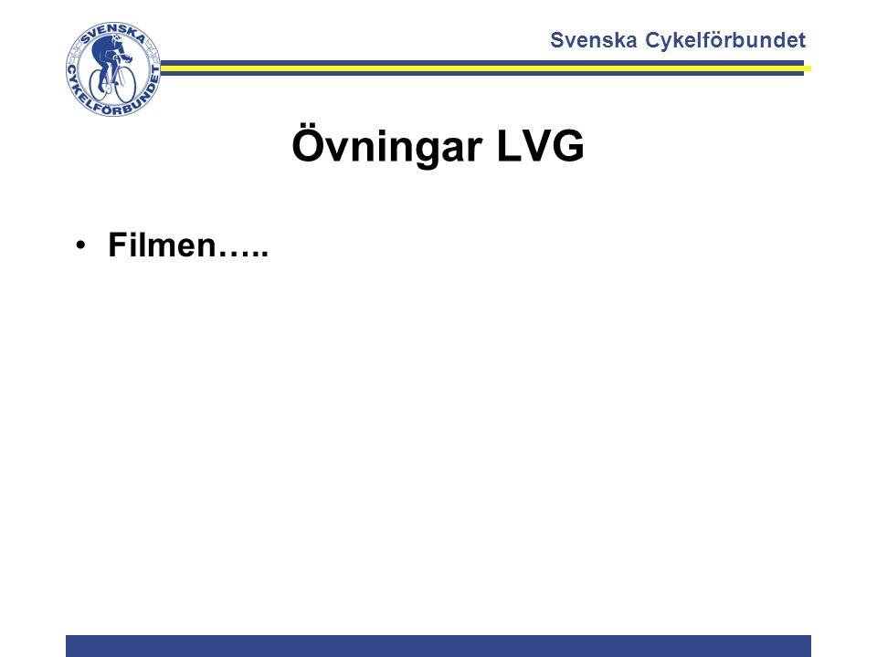Övningar LVG Filmen…..
