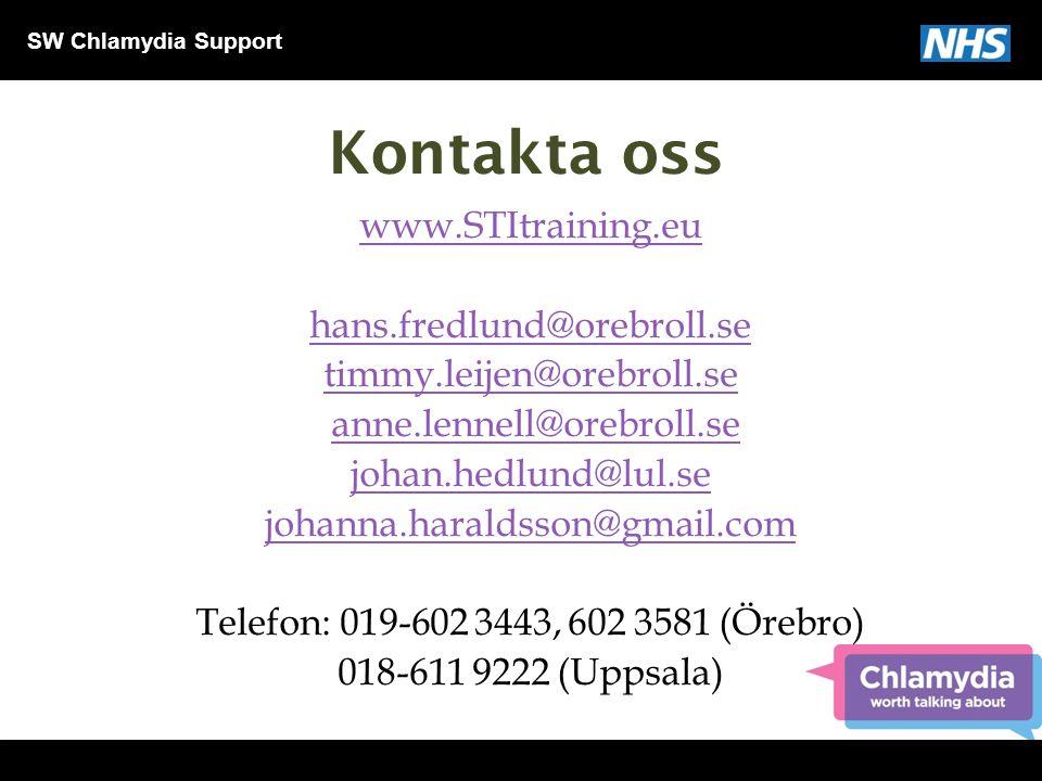 Kontakta oss www.STItraining.eu hans.fredlund@orebroll.se