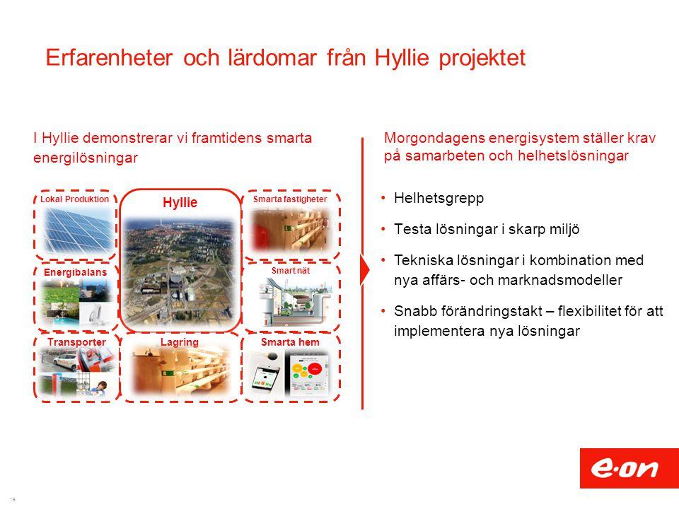 Erfarenheter och lärdomar från Hyllie projektet