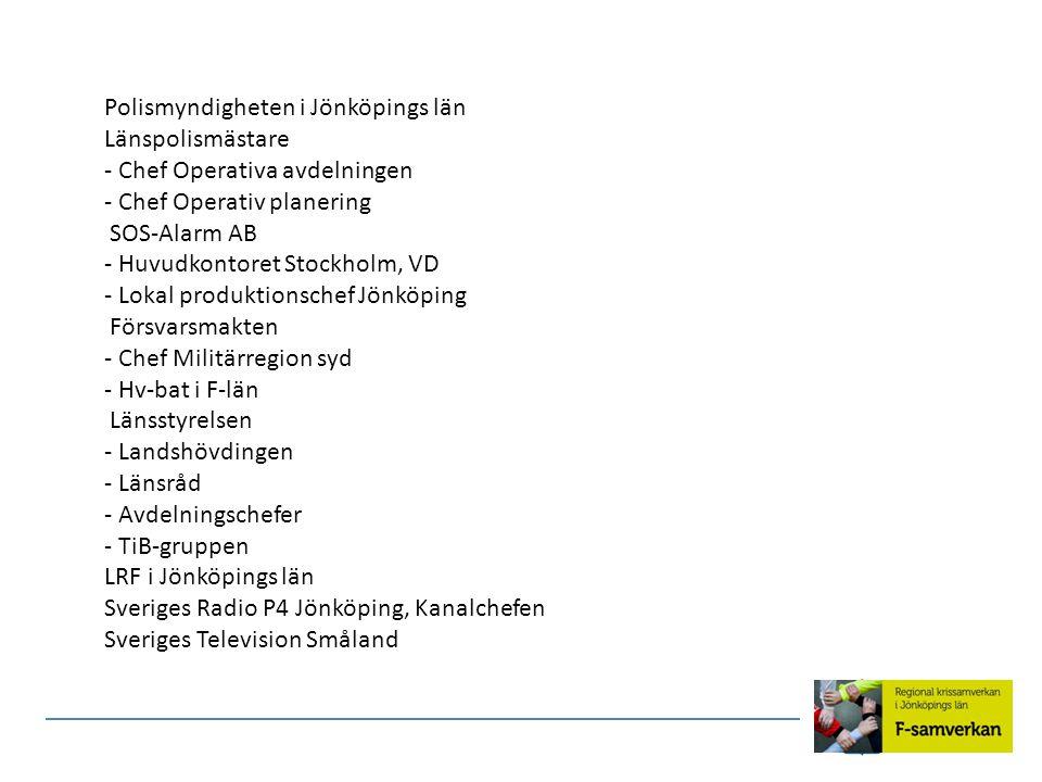 Polismyndigheten i Jönköpings län