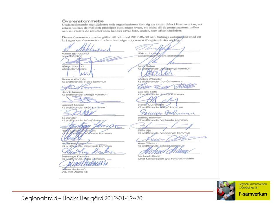 OBS! 4-årigt avtal som förlängs automatiskt = stabilitet i samverkan