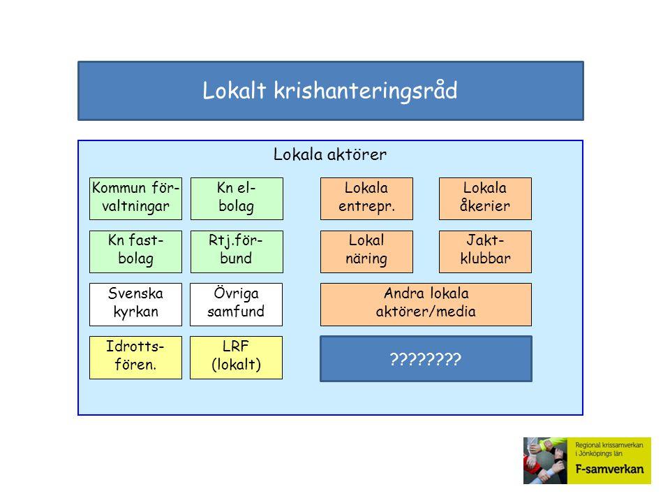 Lokalt krishanteringsråd