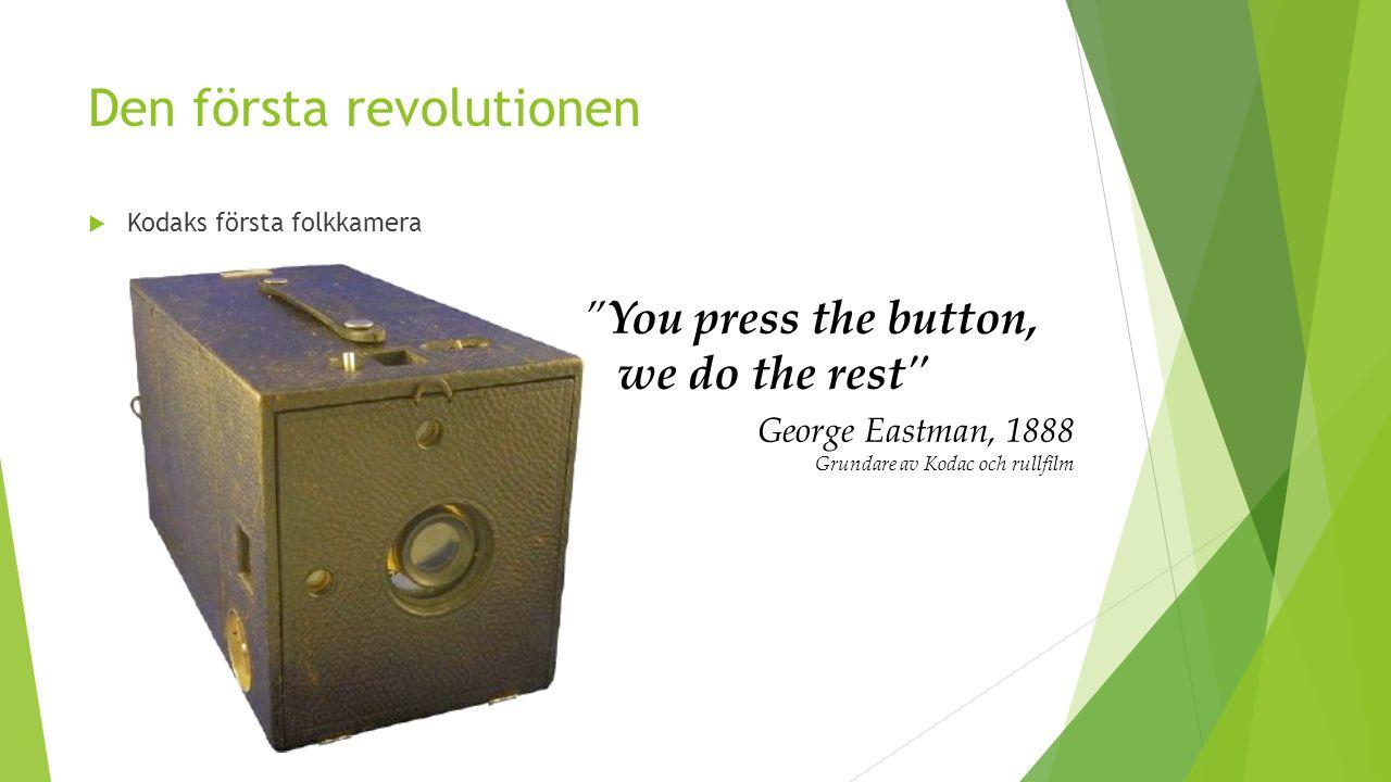 Den första revolutionen