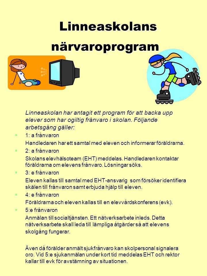Linneaskolans närvaroprogram