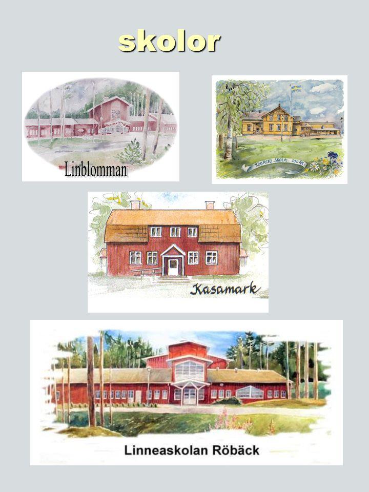 skolor Linblomman