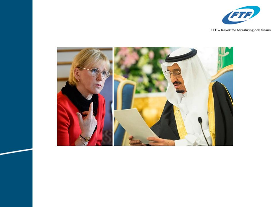 Vad menade utrikesministern Margot Wallström egentligen med det hon sa